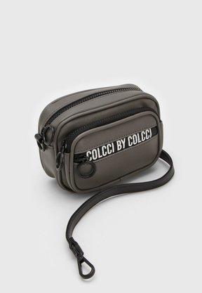 Bolsa Colcci Câmera Cinza