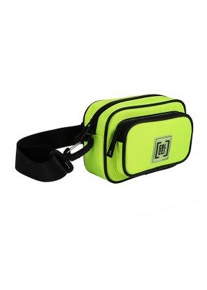 Bolsa Colcci Verde Neon de Nylon