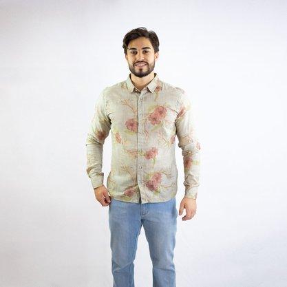 Camisa King & Joe Estampada