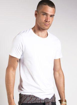 Camiseta Colcci Branco