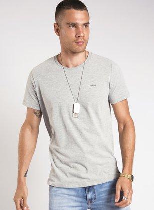 Camiseta Colcci Cinza