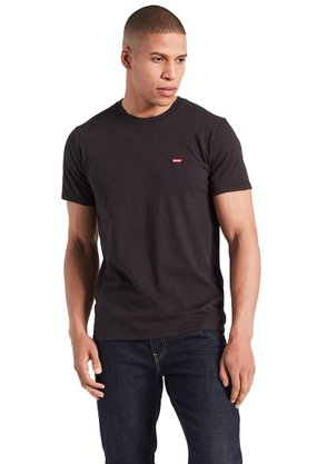 Camiseta Levis Preto