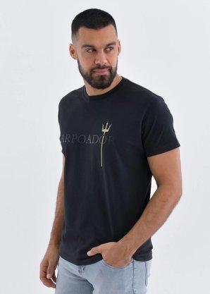 Camiseta Osklen Arpoador Preto