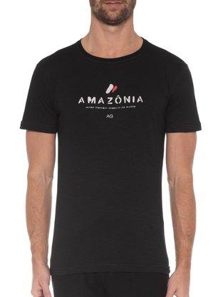 Camiseta Osklen Preto