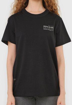 T-shirt Colcci Preta