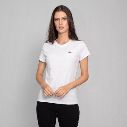 T-shirt Levis Branco