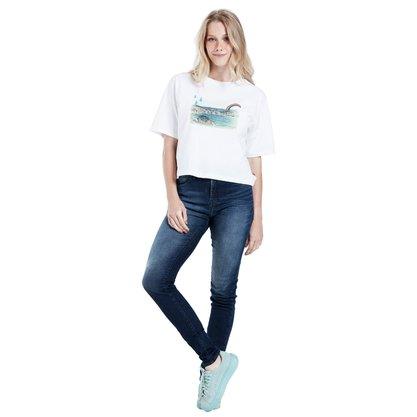 T-shirt Levis Estampada