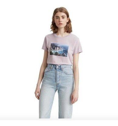 T-shirt Levis Lilás