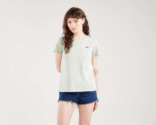 T-shirt Levis Verde