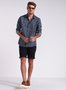 Camisa Forum Floral Slim